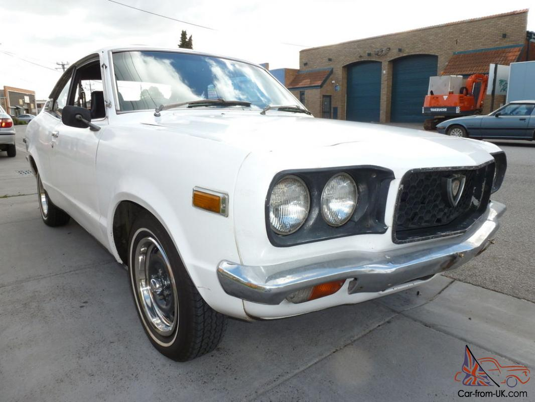 Mazda Rx3 10a Coupe In Oakleigh South  Vic