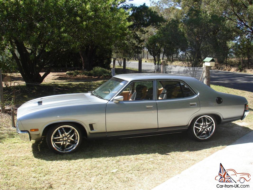 Ford Fairmont For Sale >> Ford Fairmont Xc Gs 351 4sp Toplaoder In Picton Nsw