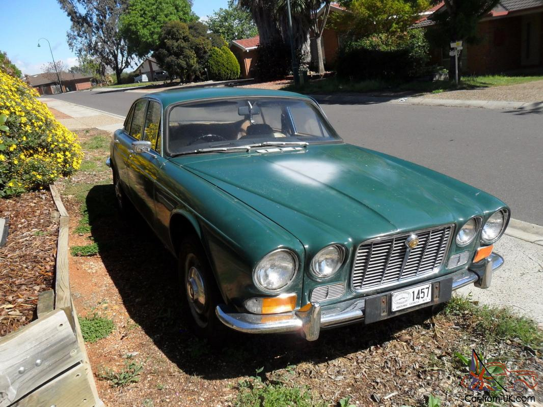 1971 Jaguar Series 1 XJ6 SWB