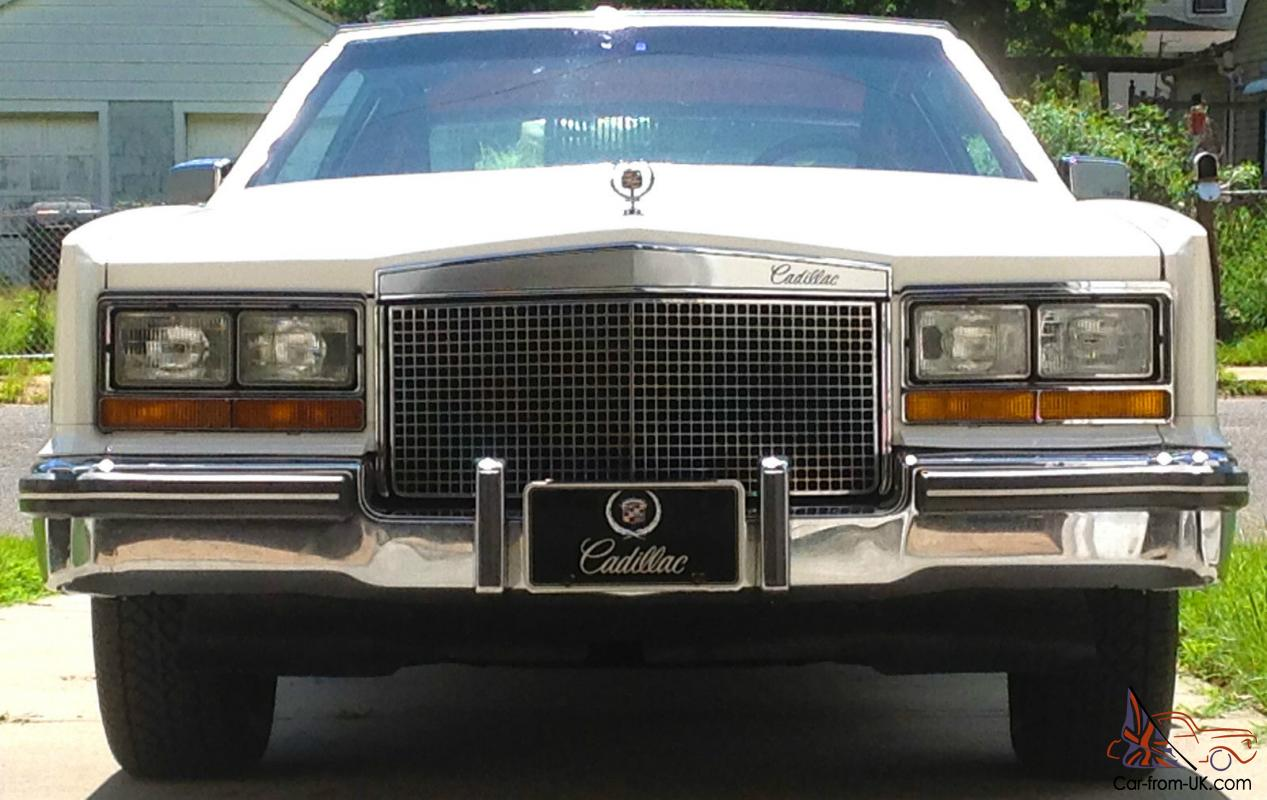 cadillac eldorado biarritz coupe 2 door car from uk com