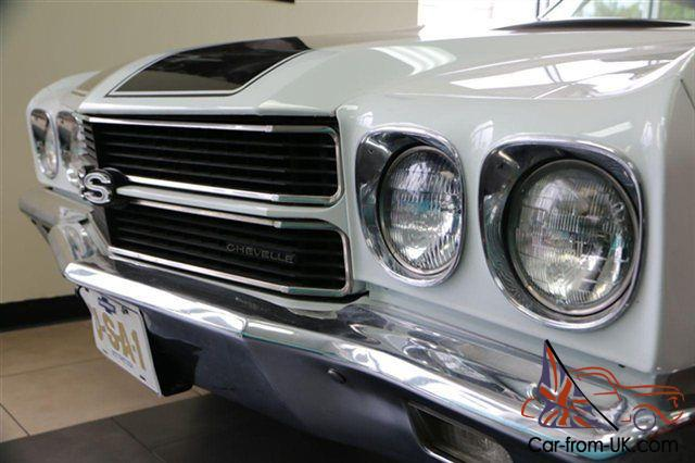 1970 CHEVELLE SS NEVER RUSTED ARIZONA CAR 396 4 SPEED