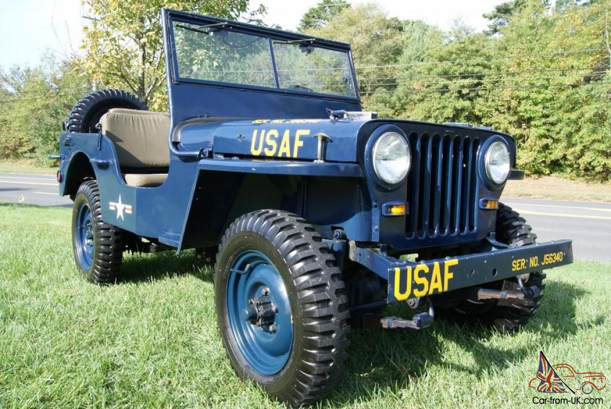 Jeep : Other Willys