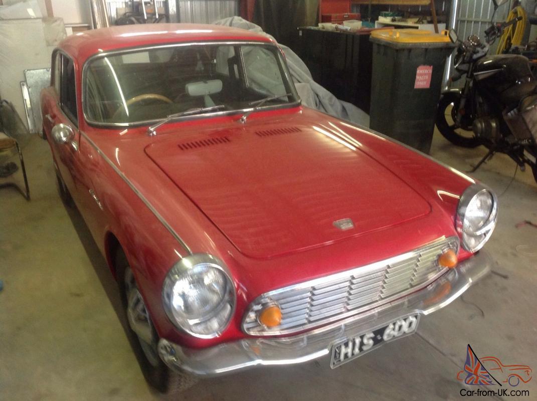 Honda S600 For Sale >> Honda S600 Fastback 1965 2d Coupe 4 Sp Manual 606 Cc Carb