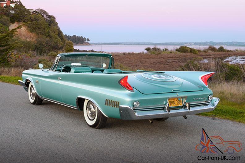 Chrysler : New Yorker 2 door convertible