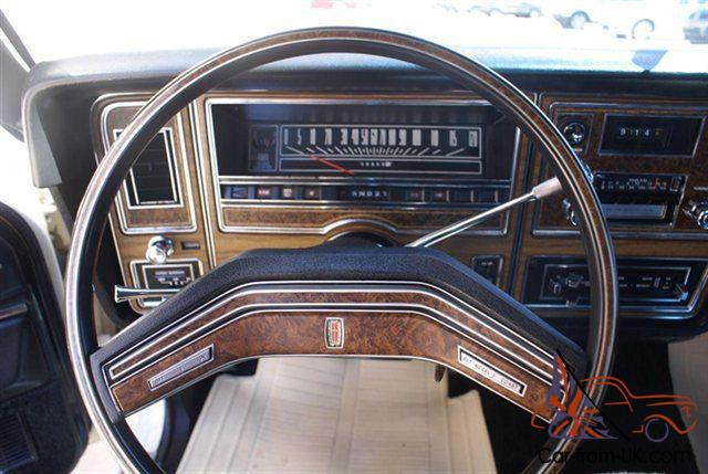 1976 Grand Marquis Only 1 Built With These Option Specs