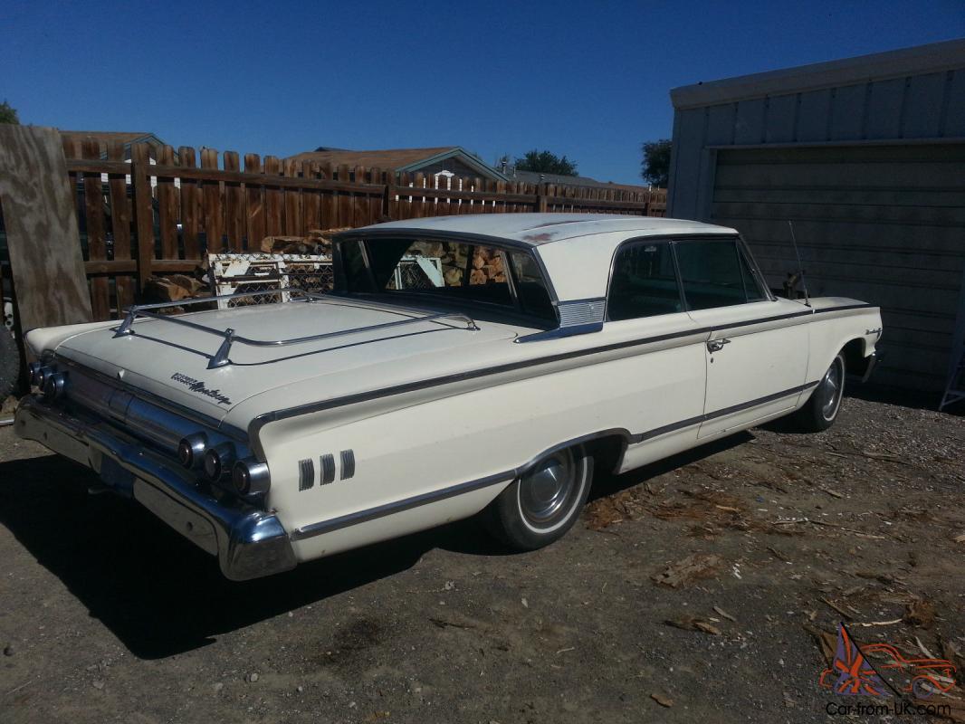 Mercury : Monterey custom coupe, 2 door