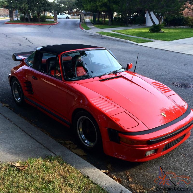 Porsche : 911 Targa, Slant Nose, Wide Body, Classic, NO