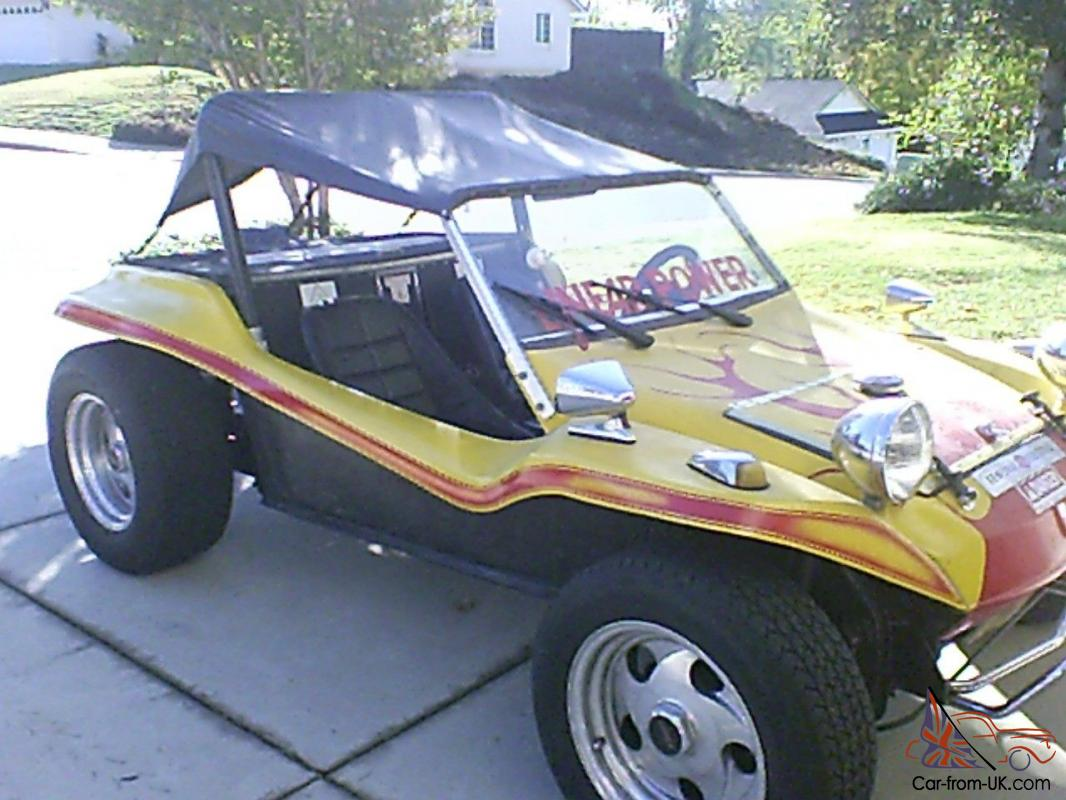 DUNE BUGGY ALL ELECTRIC !