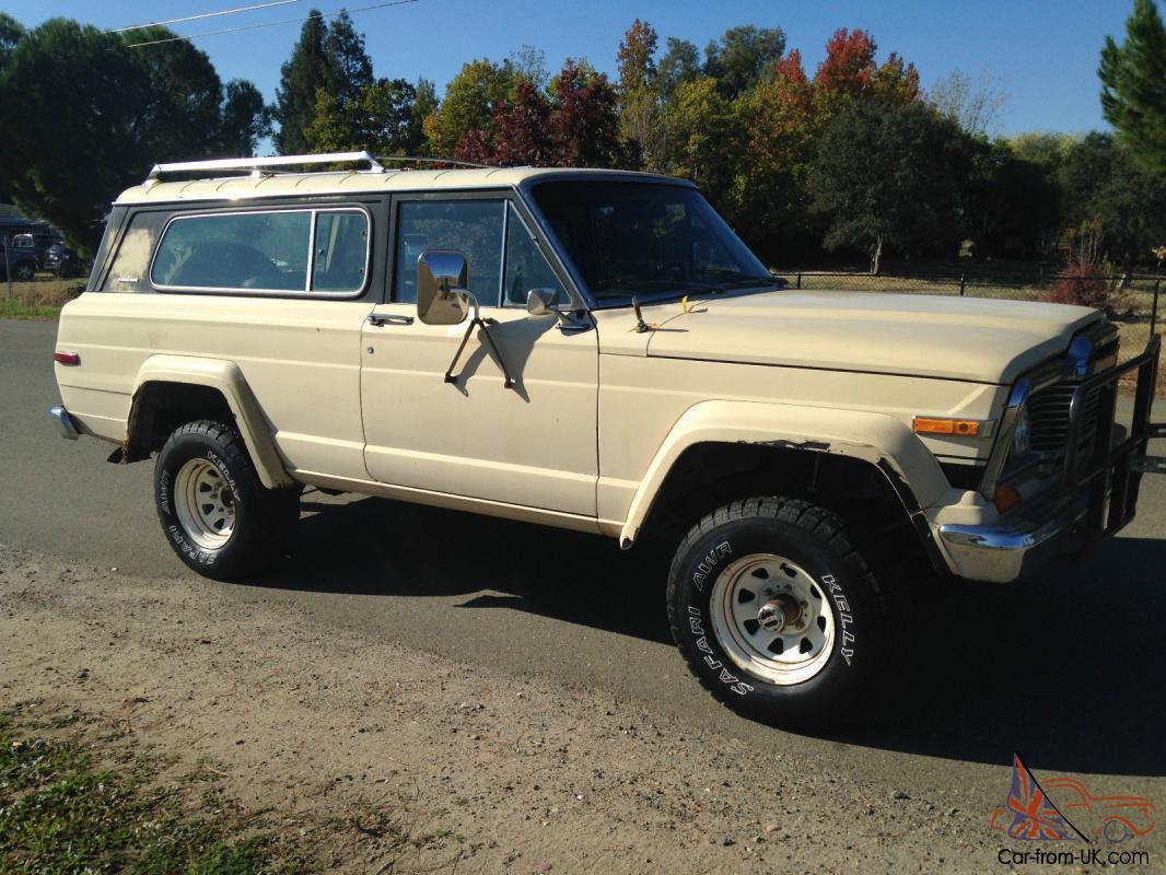 Jeep Cherokee Chief >> Jeep Cherokee Chief