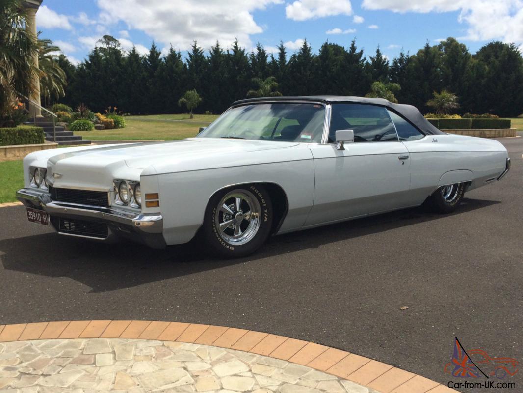 Impala 1972 chevrolet impala for sale : Chevrolet Impala Convertible