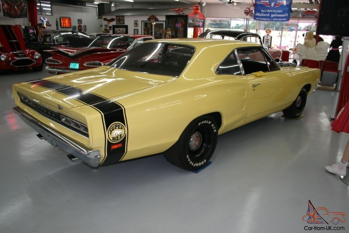 Dodge : Coronet SuperBee