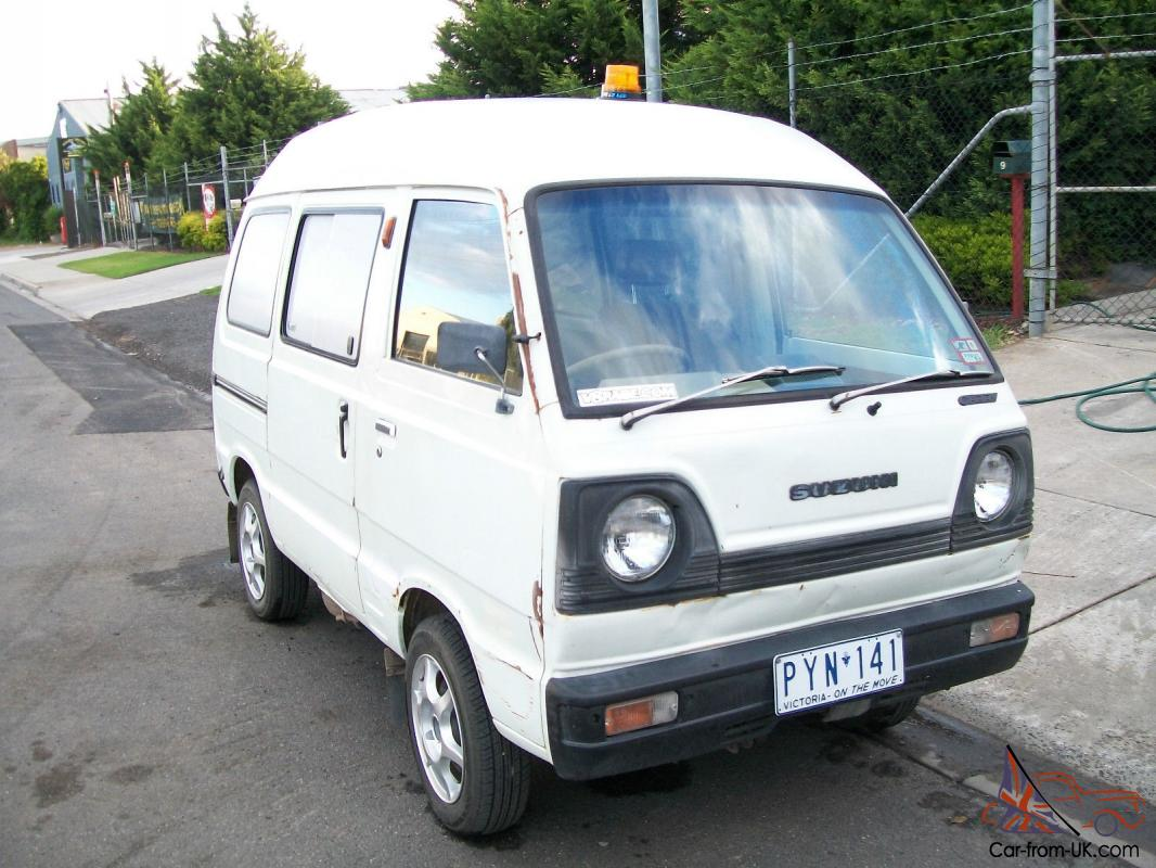 Suzuki Carry VAN HI TOP 1983 Model
