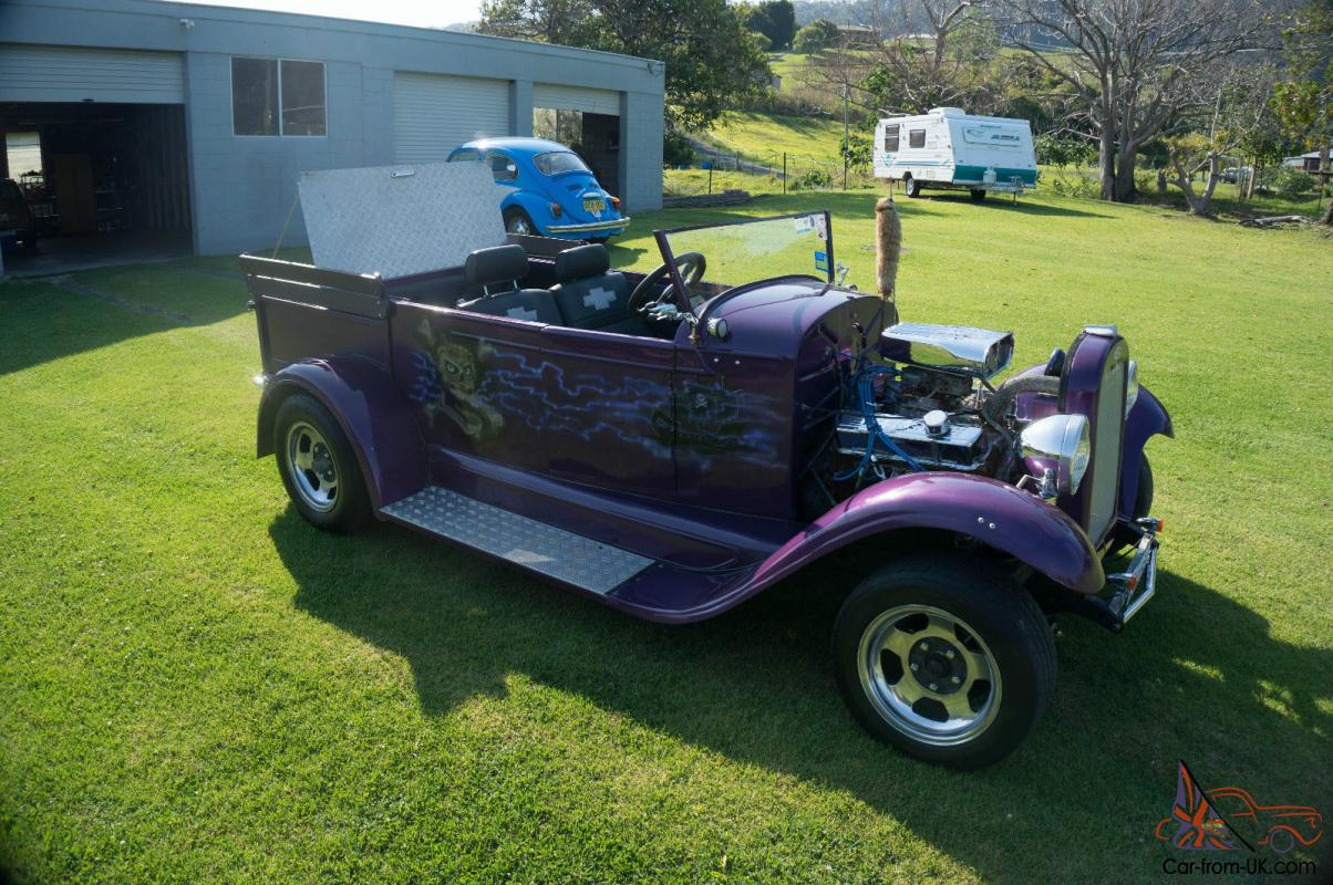 1927 Chev Roadster Pickup in Coffs Harbour, NSW