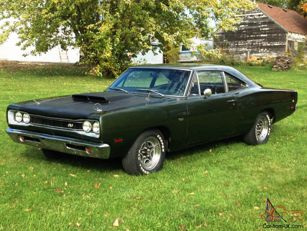 Dodge : Coronet Super Bee