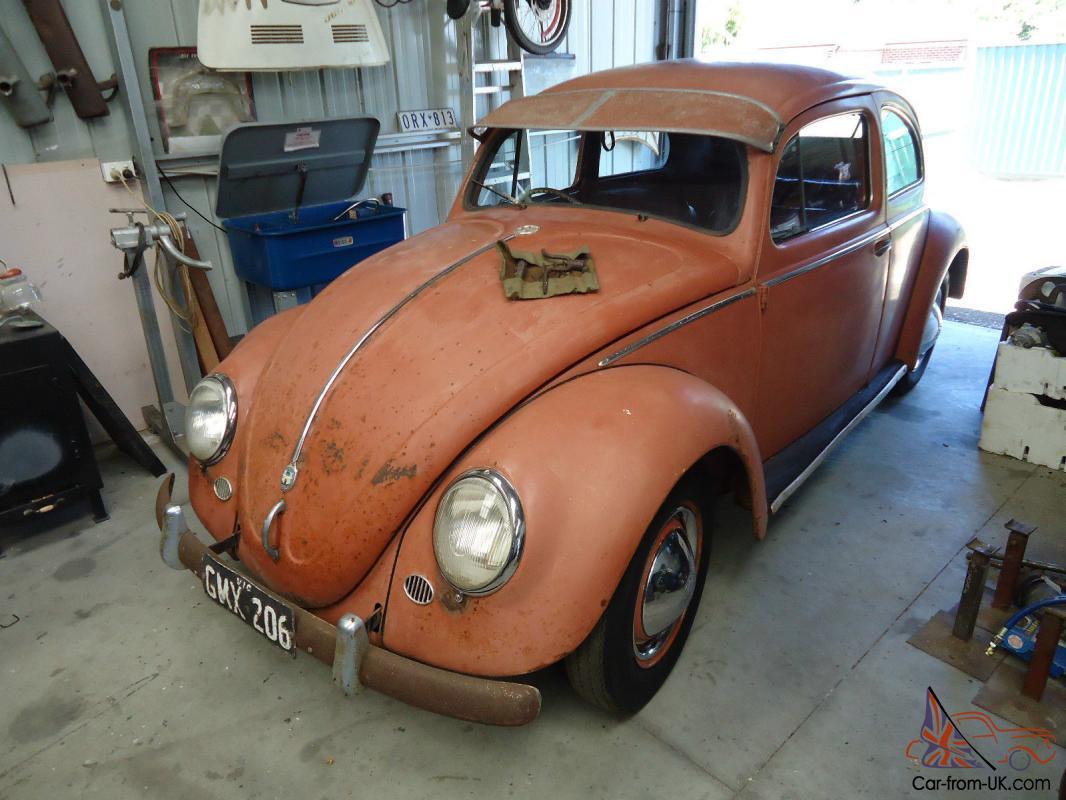 1955 Volkswagen Oval Window Beetle in Ballarat, VIC