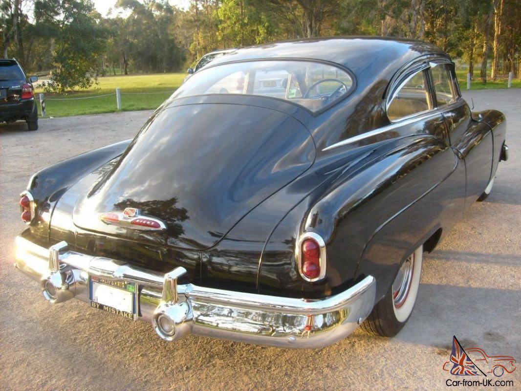 1950 Buick Jetback Sedanette ALL Original ROD Custom Sled1950s Cars For Sale Ebay
