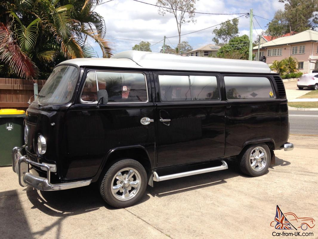 Volkswagen Kombi 1972 VAN 4 SP Manual 1 6L Carb