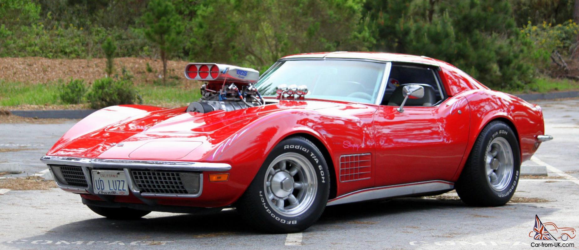 Corvette 1970 chevrolet corvette stingray : Corvette Stingray