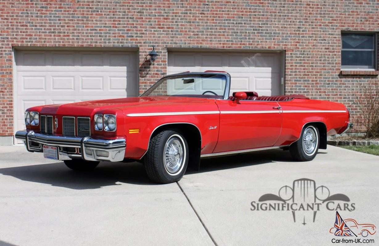 Oldsmobile Eighty Eight Delta 88 Royale Convertible