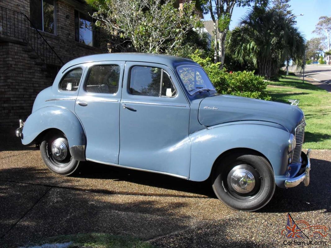 Clear Lake Vw >> 1947 Austin A40 Devon in Warners Bay, NSW