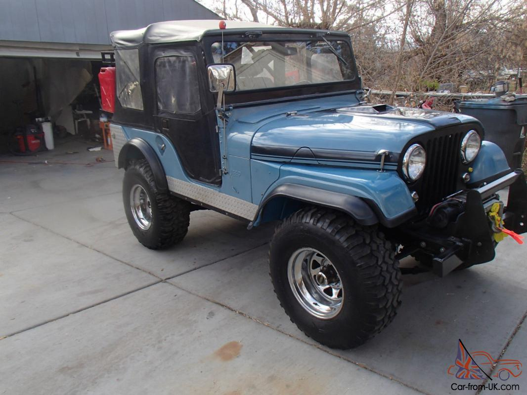 Jeep Cj7 For Sale Uk