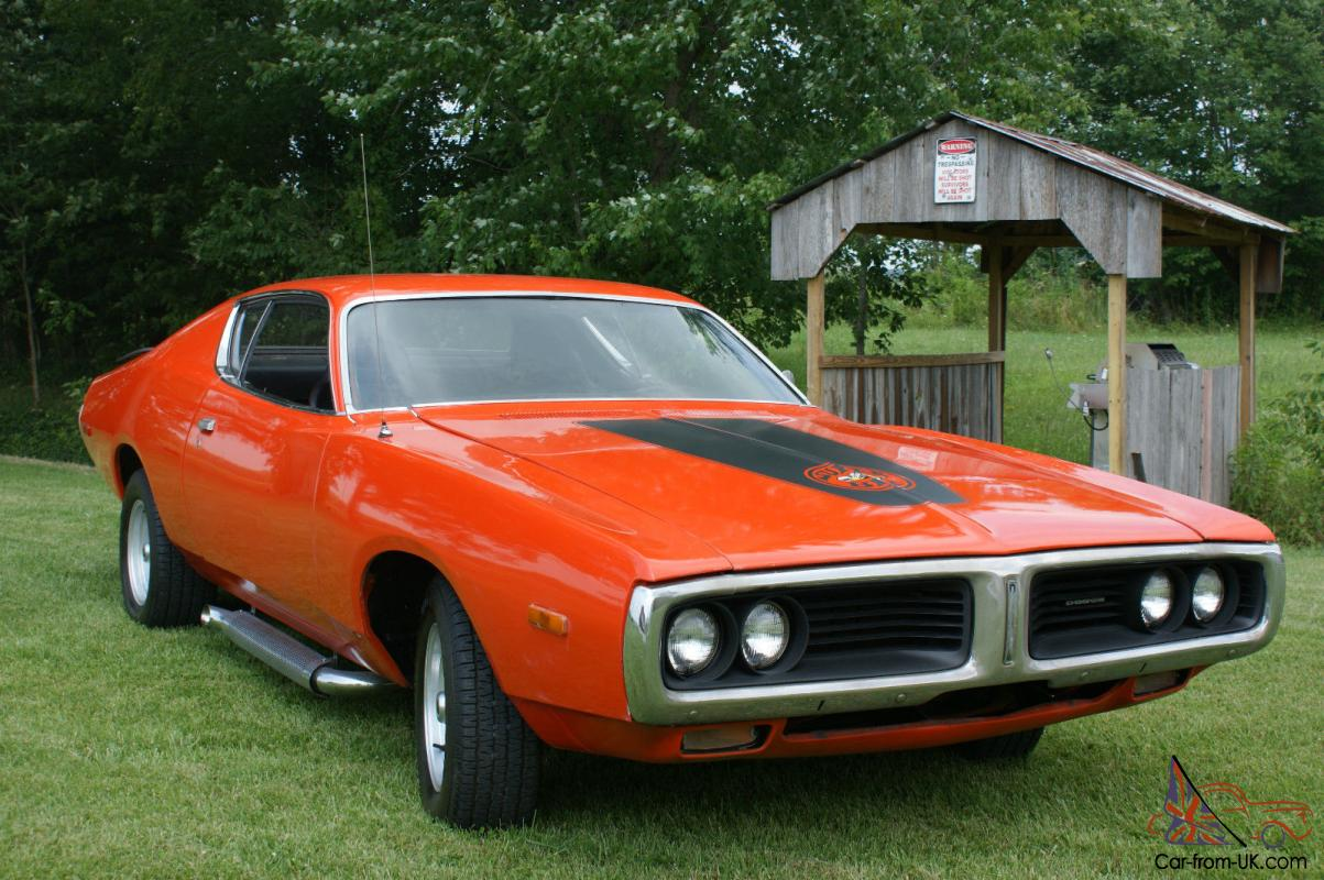 Dodge Charger Super Bee Clone