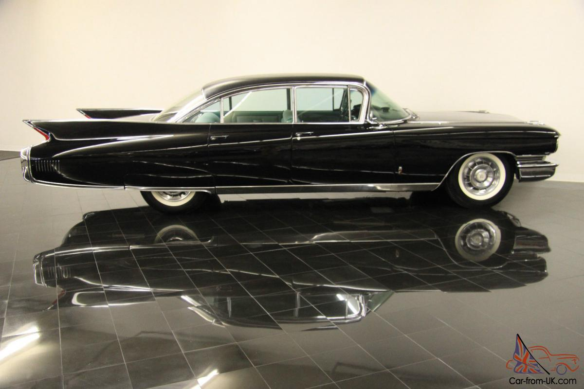 Cadillac : Fleetwood Sixty Special