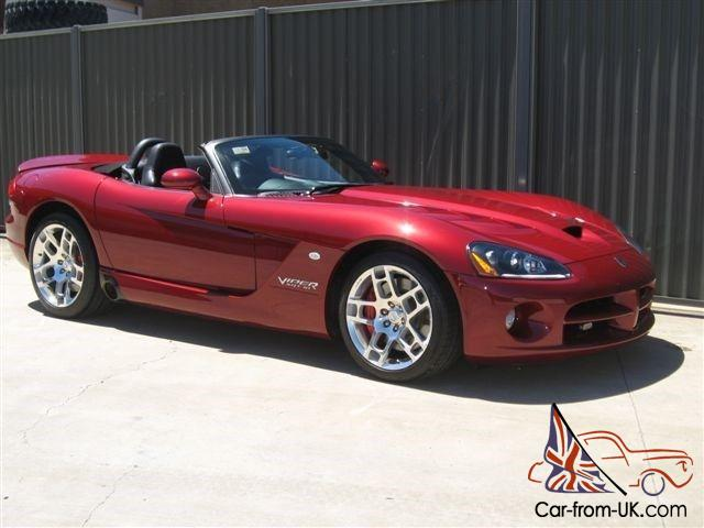 Dodge Viper 2008 Convertible In Smithfield Nsw