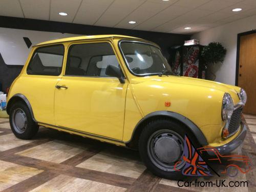 Austin Mini 1000 City e Auto