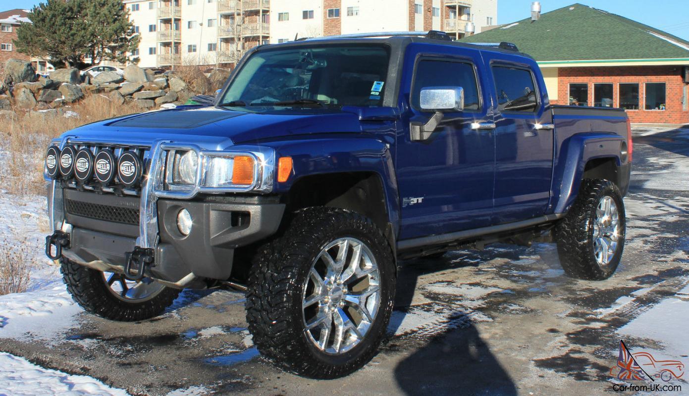 Hummer : H13T Alpha | hummer h3t truck for sale