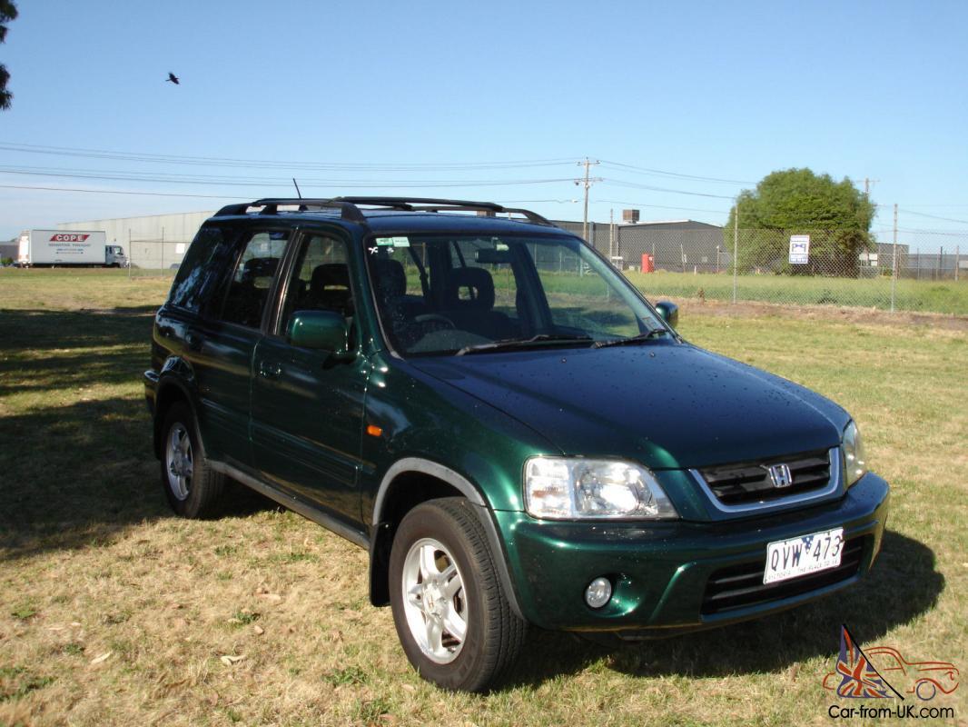 Honda Crv 4x4 1999 4d Wagon 5 Sp Manual 4x4 2l Multi Point F Inj In Mentone Vic