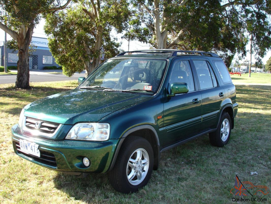Honda Crv 4x4 1999 4d Wagon 5 Sp Manual 4x4 2l Multi Point F Inj In