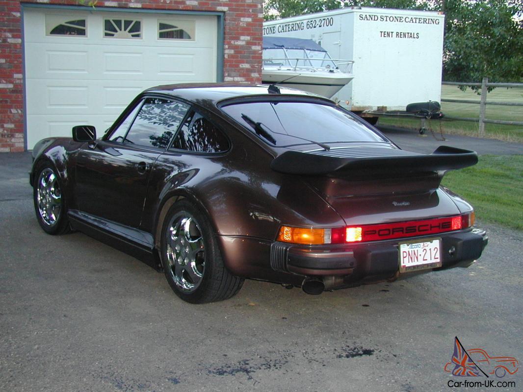 Porsche 930 Turbo Carrera