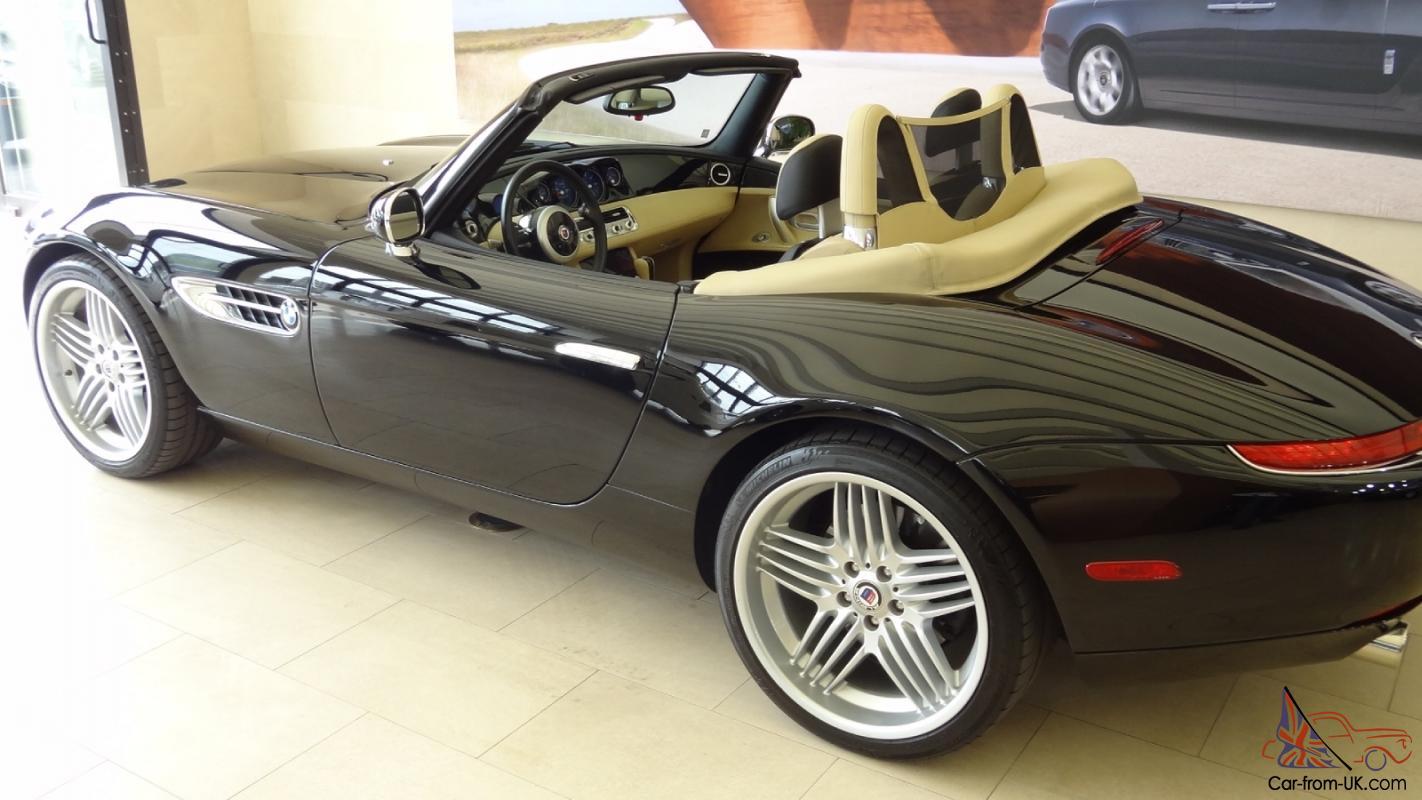 BMW Z8 Alpina >> Bmw Z8 2003 Bmw Z8 Alpina Roadster Special Edition 533 Ou
