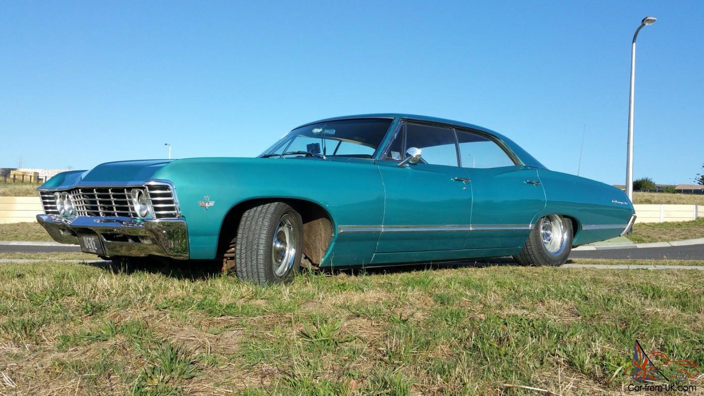 Impala 1967 chevy impala 4 door hardtop for sale : Chevy Impala 4DR Hardtop