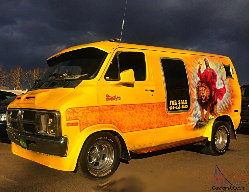 Dodge Ram Van B100 Series For Sale