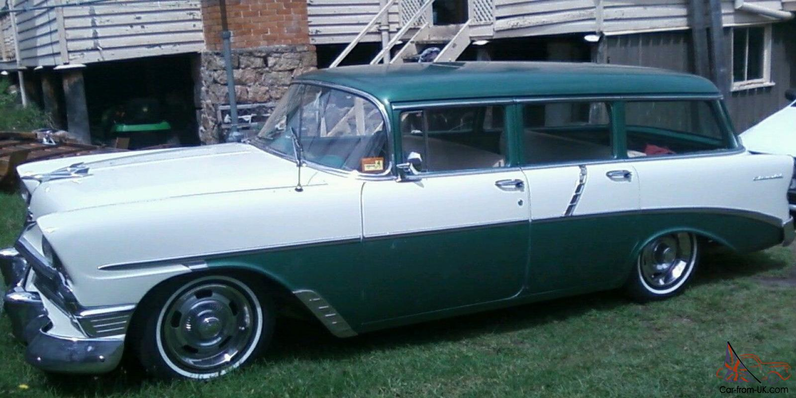 Chevrolet 210 Townsman Wagon V8 6 Seater in Stanthorpe, QLD