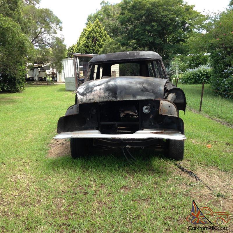 1952 Ford Customline Hearse In Lowood, QLD
