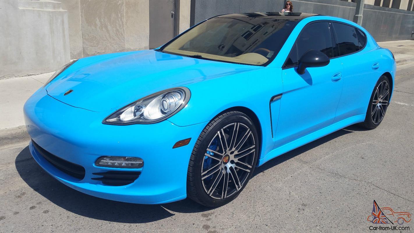 4 Door Porsche >> Porsche Panamera 4 Hatchback 4 Door