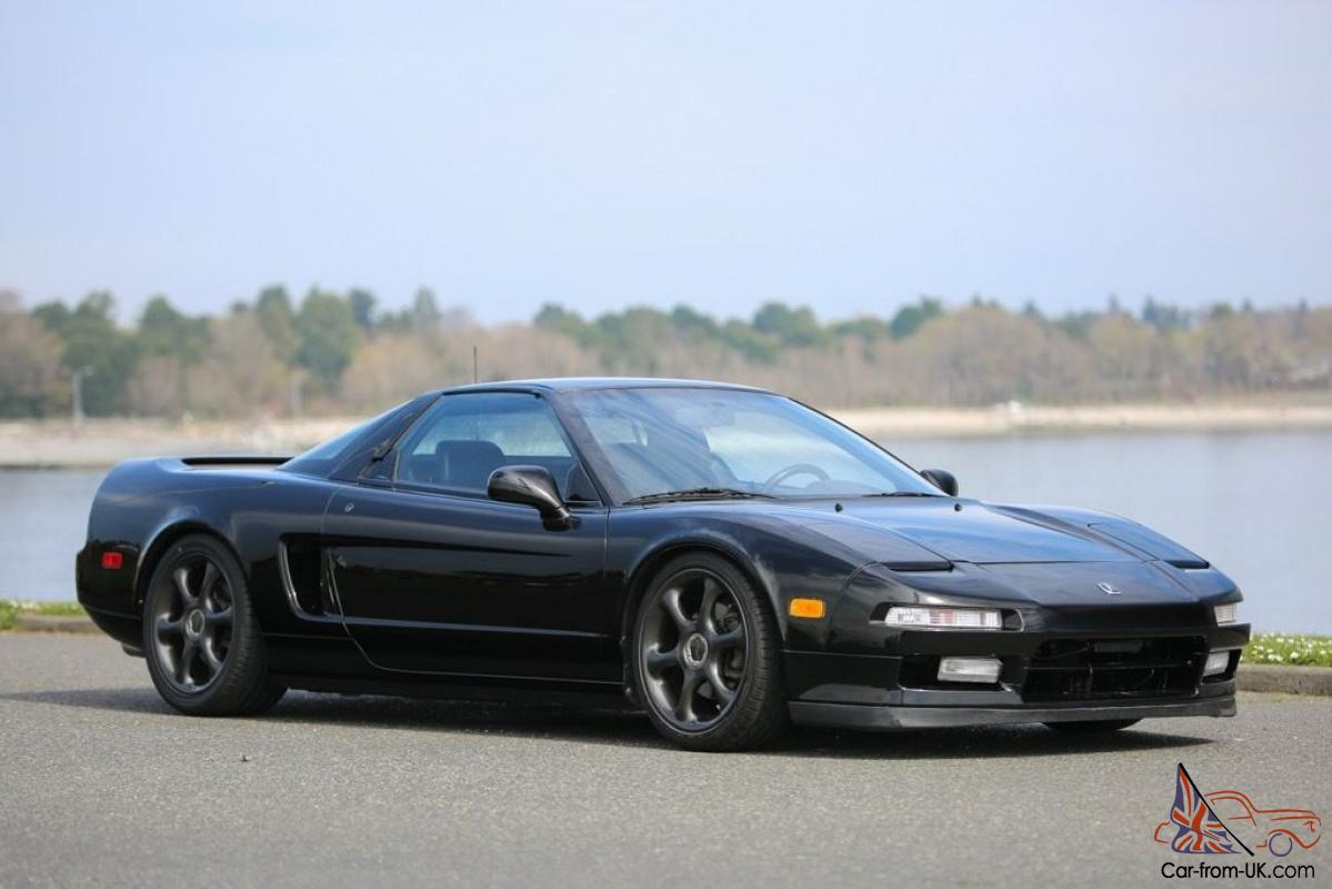 Acura Nsx Base Coupe 2 Door