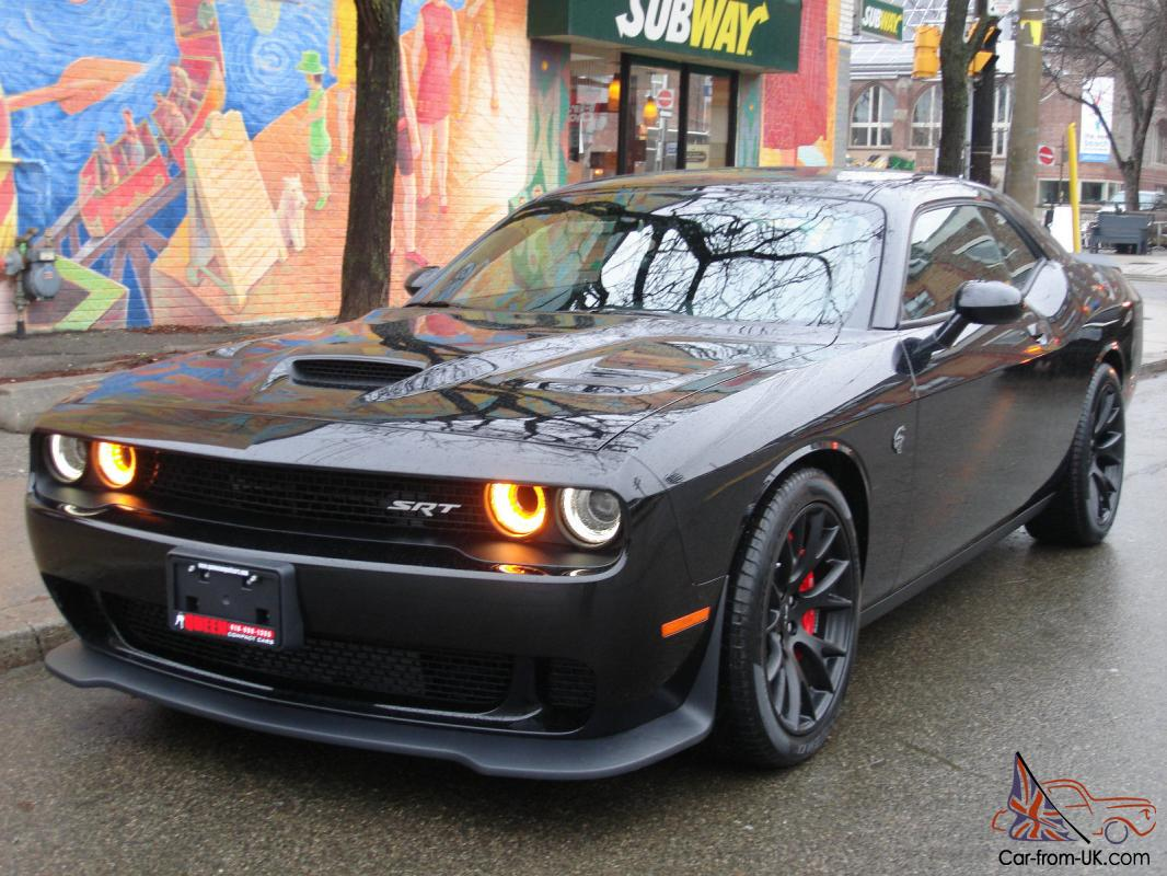Dodge Hellcat For Sale >> Dodge Challenger Hellcat