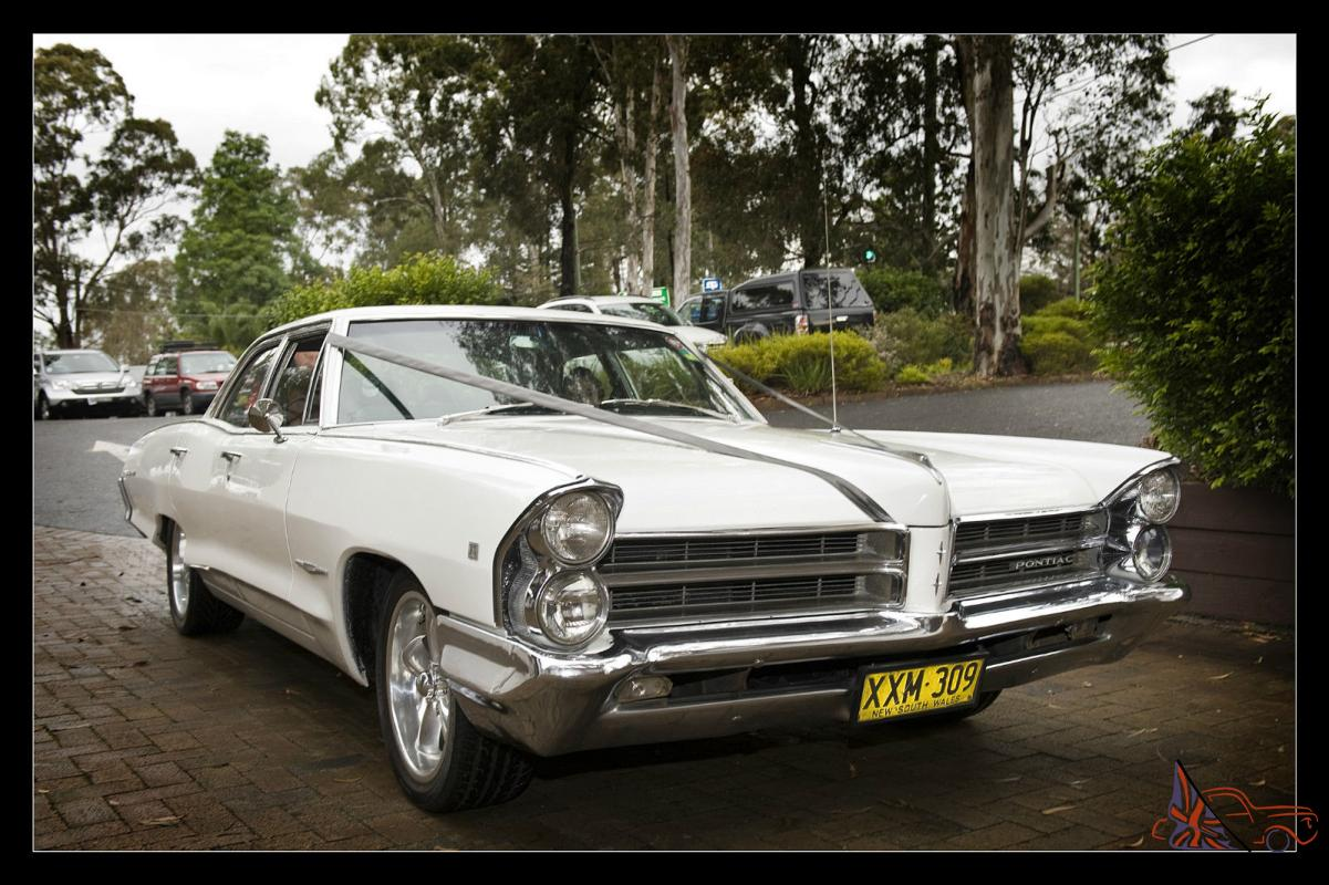 Pontiac Parisienne 1965 4d Hardtop Automatic In Bossley Park Nsw