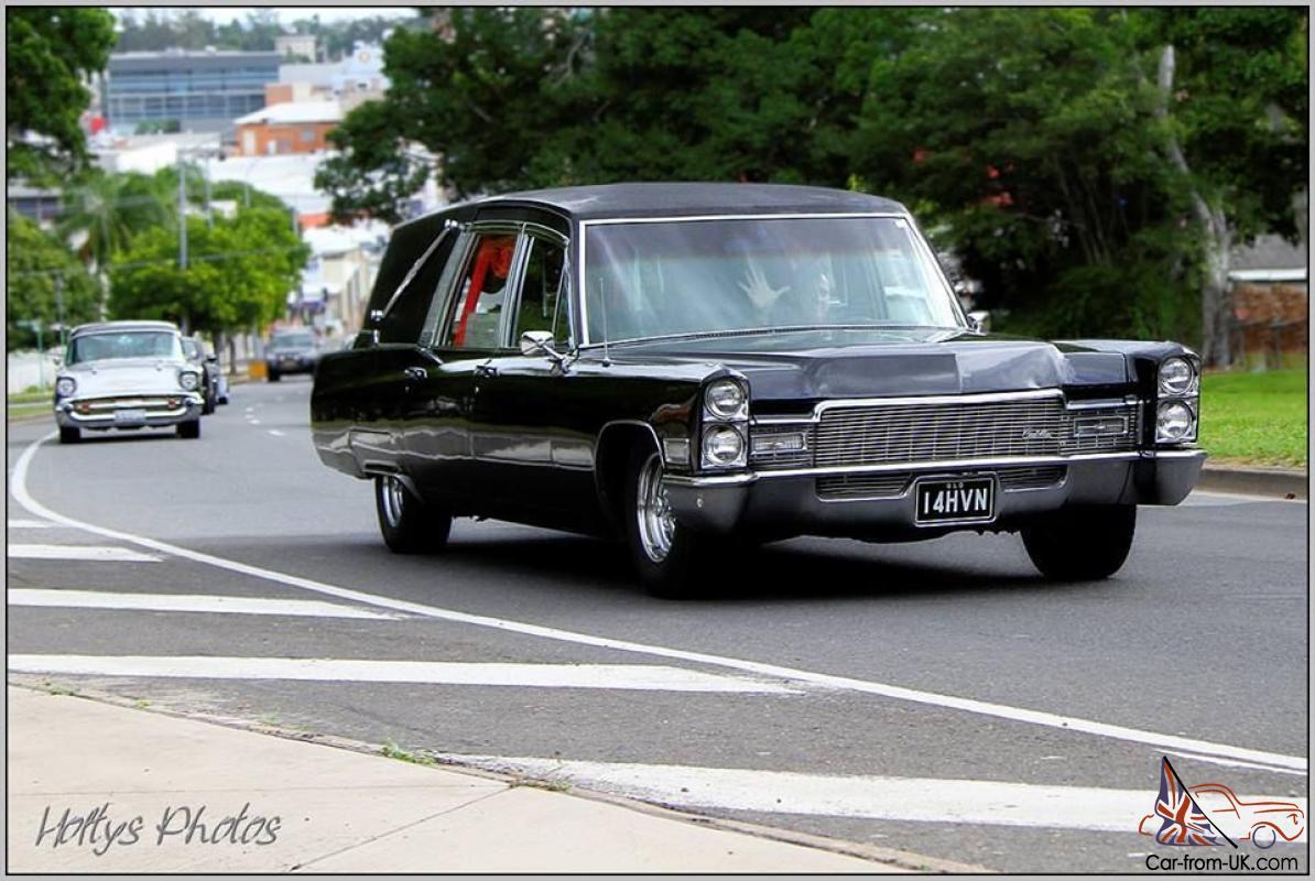 1968 Cadillac Superior Hearse in QLD