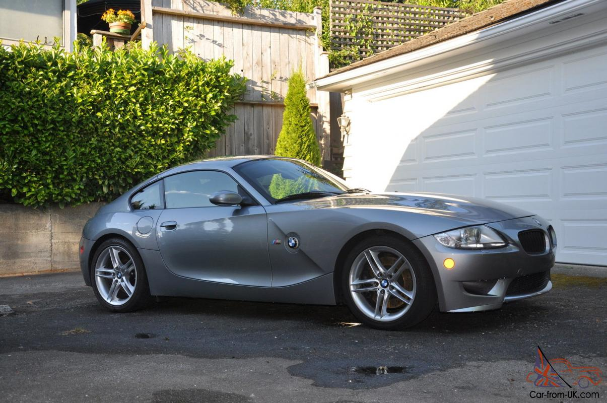 Bmw M Roadster Amp Coupe Bmw Z4 M Coupe Rare