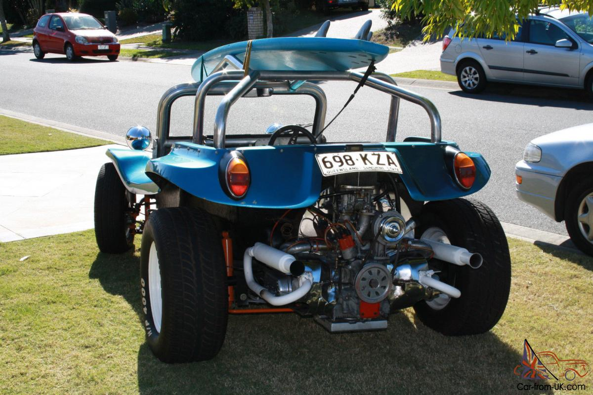 Revised Price Meyers Manx Beach Dune Buggy Qld Rego Vw