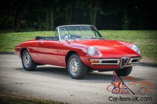 1966 alfa romeo duetto spider Alfa Romeo Bat 3