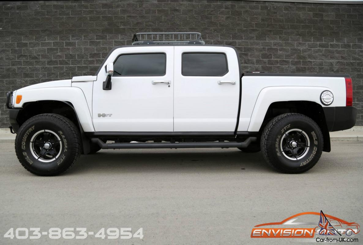 Hummer : H11T Crew Cab - Luxury Package - Sunroof - Heated Seats | hummer truck for sale