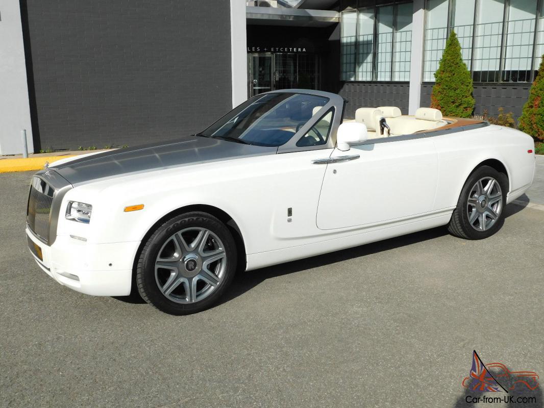 rolls royce phantom drophead coupe convertible  door
