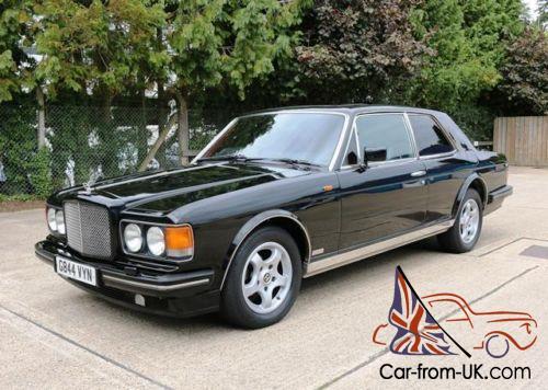 Bentley Turbo R >> 1990 Bentley Turbo R Two Door Coupe By Hooper