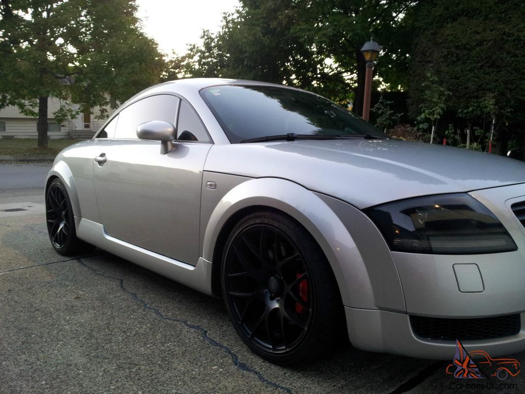 Audi Tt Base Coupe 2 Door